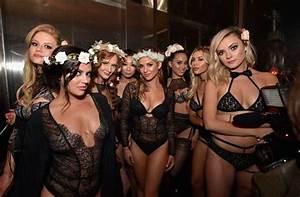 """Les photos de la première fête du """"nouveau"""" manoir Playboy"""