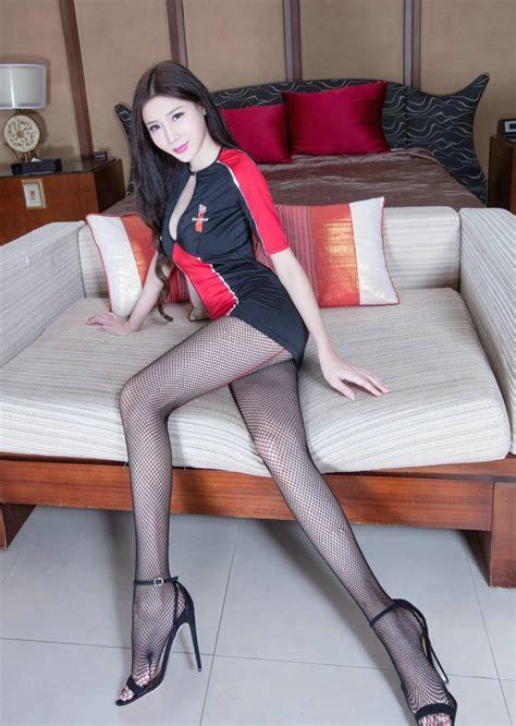 丝袜美女图片 极品性感美腿丝袜诱惑大胆高清美女写真图片 - 【可爱点】
