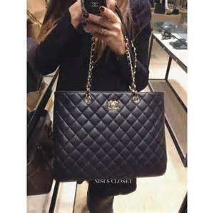 chanel designer chanel timeless classic tote bag from cruise 2016 collection spotted fashion