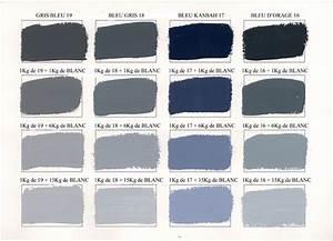 Comment Faire Du Gris En Peinture : emery cie peintures peinture mate couleurs degrades page 03 maison pinterest ~ Preciouscoupons.com Idées de Décoration