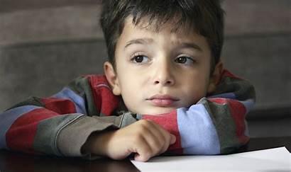 Special Child Homework Children Needs Helpers Help