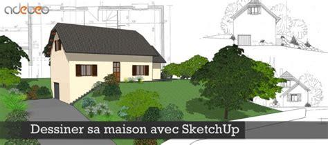 Dessiner Sa Maison Avec Sketchup Avec