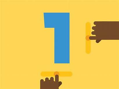Number Uno Dribbble