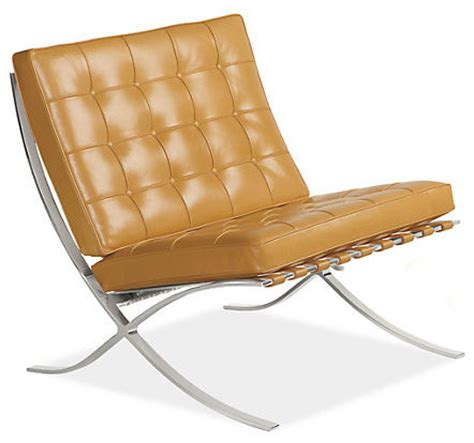 seville leather chair camel midcentury armchairs and