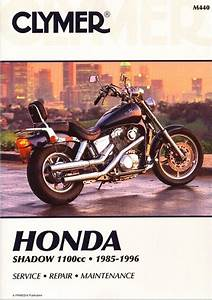 Honda Vt1100 Shadow Manual