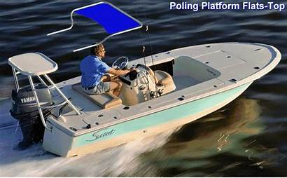 Boat Flats Tops Console Fishing Boating Mounted