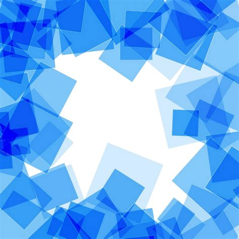 ftestickers frame borders shading abstract blue