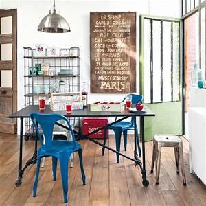 Maison Du Monde Industriel : meubles et d coration de style industriel loft factory maisons du monde ~ Teatrodelosmanantiales.com Idées de Décoration