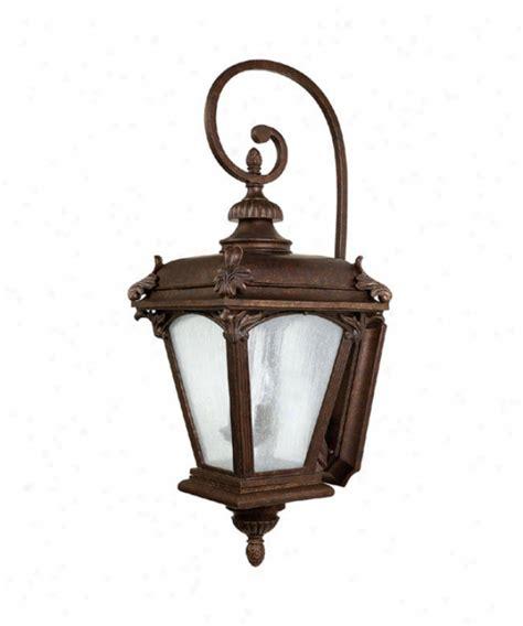 hanover lantern b17370alm grosse pointe small 1 light