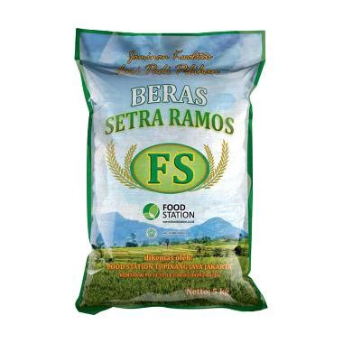 jual fs setra ramos beras  kg  harga kualitas