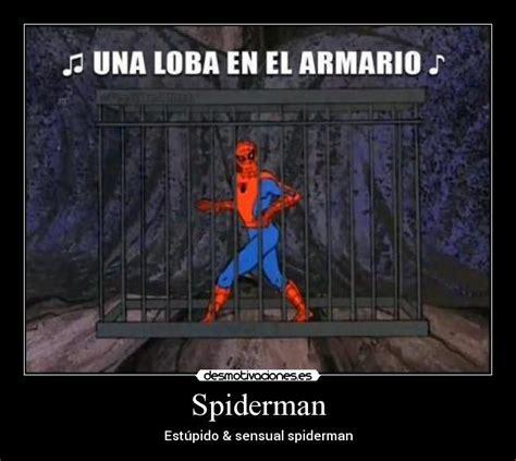 Sensual Memes - galer 237 a 26 memes del est 250 pido y sensual spiderman que te har 225 n re 237 r a carcajadas o tal vez no