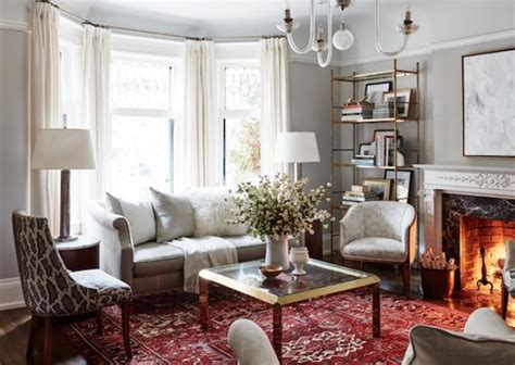 Living Room With Burgundy Rug by Best 25 Rug Living Room Ideas On