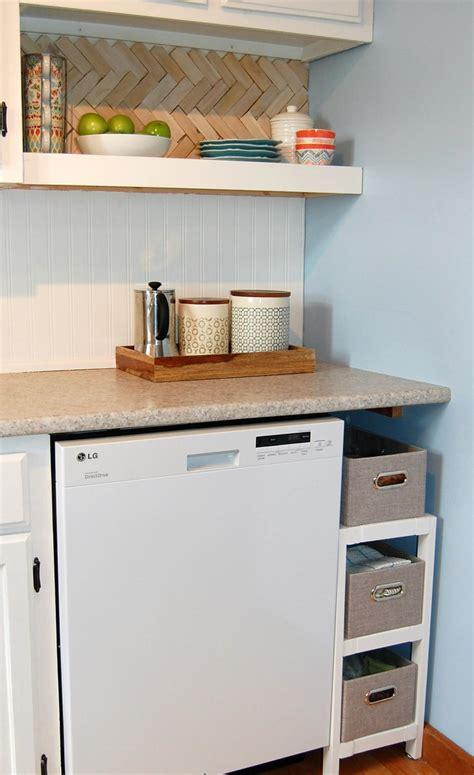 kitchen solution diy storage shelf diyideacentercom