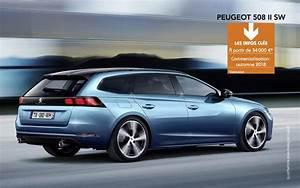 Peugeot Break 508 : 2018 peugeot 508 ii r82 r83 page 14 ~ Gottalentnigeria.com Avis de Voitures