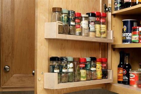 Inside Door Spice Rack by Diy Spice Rack 5 You Can Make Bob Vila