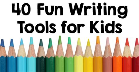 Writing Tools by 40 Writing Tools For Happy Brown House