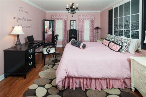 Amazing Pink Bedroom Design Ideas For Teenage Girls