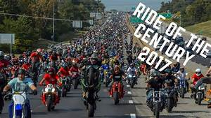 Ride of the Century 2017...pt1 - YouTube