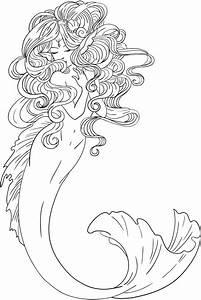 KonaBeun Zum Ausdrucken Ausmalbilder Meerjungfrau 21060