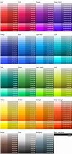 Css, Background, Color, Palette