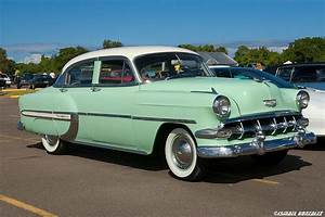 54 Bel Air In Surf Green U2026 I Wish Cars Still Came In This