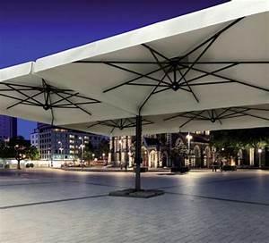 Sonnenschirme Gastronomie 5x5m : sonnenschirm scolaro alu poker 7x7 stockschirm aluminiumschirm parasol vom sonnenschirm ~ Yasmunasinghe.com Haus und Dekorationen