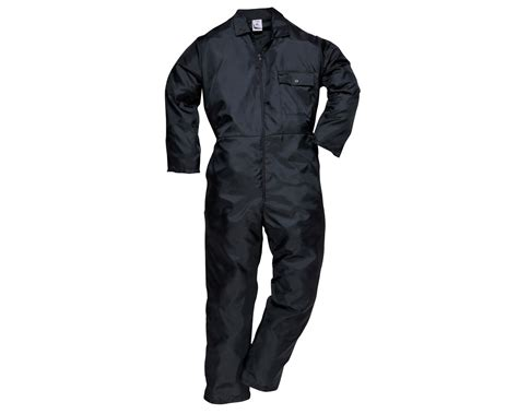 portwest nylon zip coverall  mammothworkwearcom