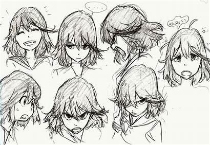 Kill Trigger Ryuko Studio Character Concept Official