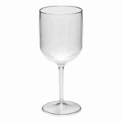 Glass Glasses Clipart Transparent Cups Shot Standard