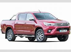 Toyota Hilux pickup 2019 review Carbuyer