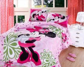 pink minnie mouse bedding sets gilrs bedding sets twin full queen bedding