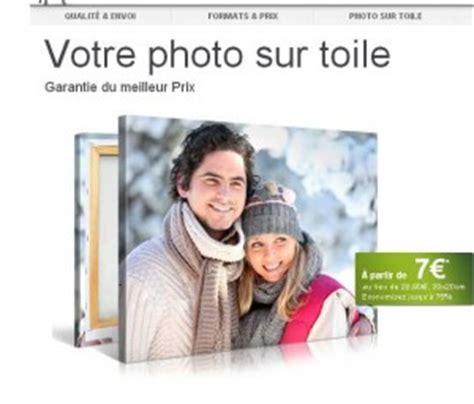 photos sur toiles pas ch 232 res 7 euros le 20x20 11 euros le 20x30 bons plans et astuces