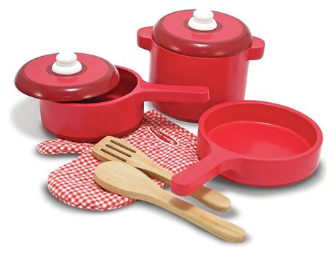 and doug kitchen accessory set and doug wooden kitchen accessory set review 9740