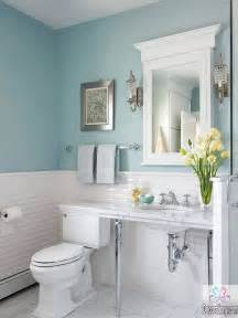 blue bathrooms decor ideas 10 affordable colors for small bathrooms decorationy