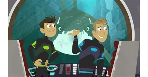 Wild Kratts Tv Review