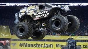 Bounty Hunter   Monster Jam