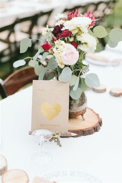 Rustic Romantic Wrightwood Ranch Wedding wedding flower