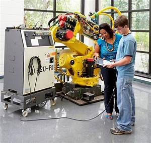 Robotics Degrees Automated Manufacturing Technology Lawson State