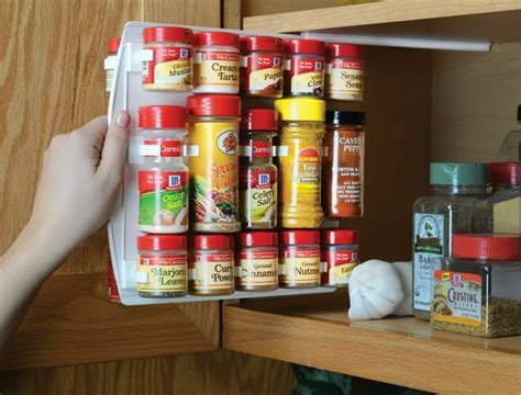 Buy Spice Rack With Spices by Spicestor Organizer Spice Rack 40 Clip 10 Quot D X 10 Quot H Free