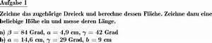 Dreiecksfläche Berechnen : dreiecksfl che durch zeichnen und h he messen individuelle mathe arbeitsbl tter bei dw aufgaben ~ Themetempest.com Abrechnung