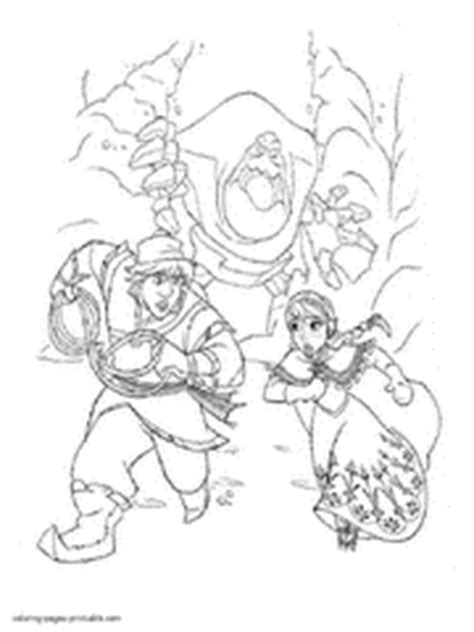 frozen coloring pages  printable pictures  girls