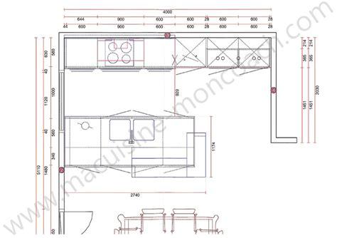 plan 3d cuisine cuisine leicht avec îlot