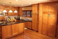 knotty pine cabinets Best pine kitchen cabinets: original rustic style ...
