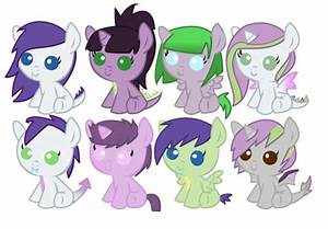MLP :Adopts Rarity X Spike (Sprarity) by SoulRainbow on ...