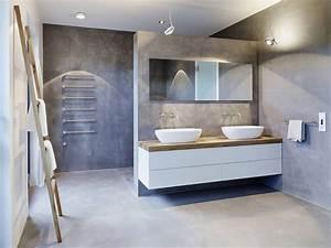 Moderne Wandgestaltung Bad : waschtisch mit aufsatzwaschbecken duravit waschtisch wei hochglanz mit aufsatzwaschbecken ~ Sanjose-hotels-ca.com Haus und Dekorationen