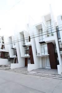 Modern Townhouse Architecture Design
