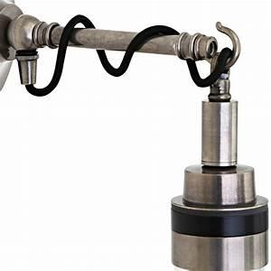 Wandlampe Mit Kabel : badezimmer wandlampe mit haken und kabel ip65 casa lumi ~ Frokenaadalensverden.com Haus und Dekorationen