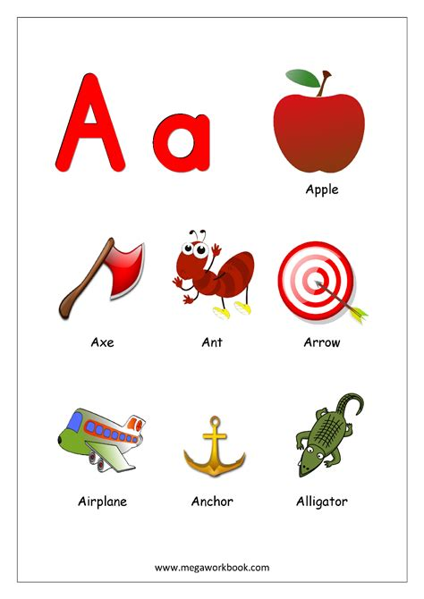 things that start with letter a clipart 19 objects starting with letter a letter simple exle 14997