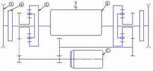 Electric Engine Diagram