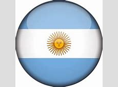 Argentina flag vector country flags